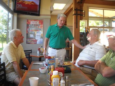 El Camino 50th Reunion - Golf