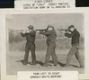 Class of 1941 target practice about 1942