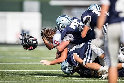FHS Freshmen vs. Maryville (8-20-18)