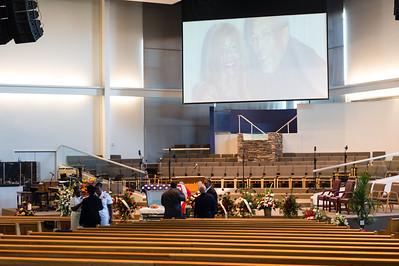 Evans Funeral