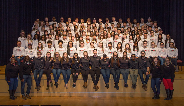 2018 OUAB Group Pictures