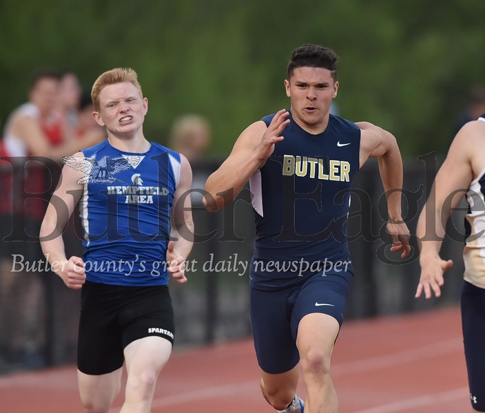 63678 WPIAL AAA Boys and Girls team track finals Butler