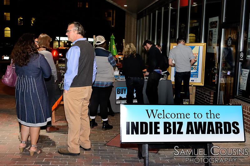 Indie Biz Awards 2017