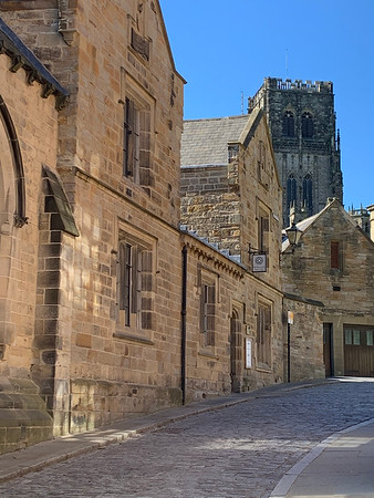 ENGLAND -DURHAM CATHEDRAL