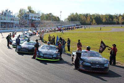 ACT race @ Platsburgh NY 10-8-2011