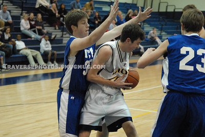 Prestonwood Christian vs Trinity Christian JV Basketball 1/29/07