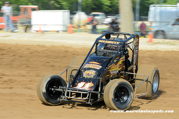 Lincoln Park Speedway 16 July 2017