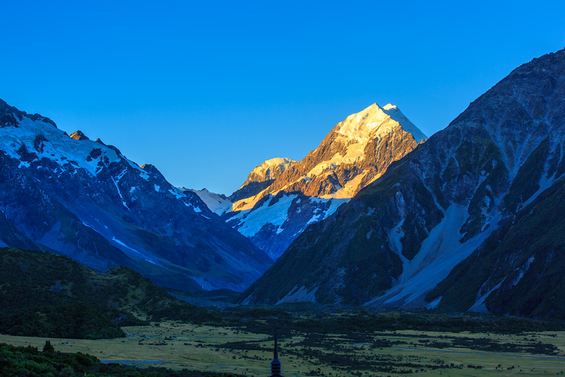 Mt. Cook at Sunrise