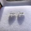 2.49ctw Antique Pear Diamond Pair GIA E VS2/GIA D VS2 13