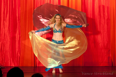 Austin Belly Dance Convention 2010 - Saturday Show