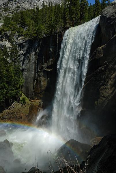 Yosemite - April 2008