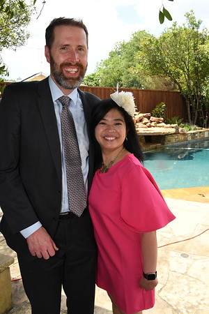 6-27-2021 Joyce & Allan Adams @ Susan & Mark wedding