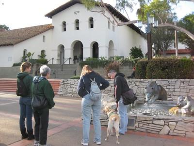 Guide DOG for the Blind (Viking) in San Luis Obispo