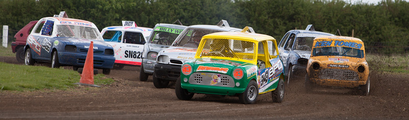 Cambridge Autograss - 2014, April