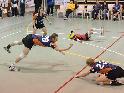 2011 Eastern University Games volleyball