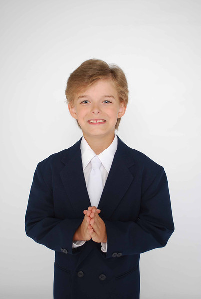 Sean's communion Pics.