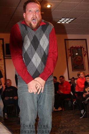 Todd Sople & Jason Blade vs Anthony Greene & Curt Hawkins