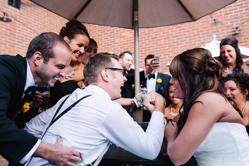 Downtown Rockford Wedding Photos