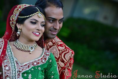 Shrina & Vijay's wedding