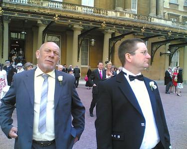 Buckingham Palace Garden Party July 2008