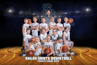 Shiloh Youth Basketball- Boys