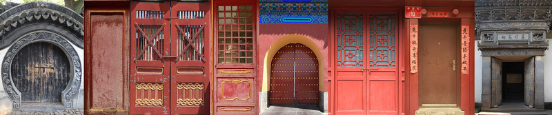 Doors & Windows of China