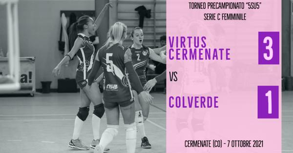 Cf: Virtus Cermenate - Colverde