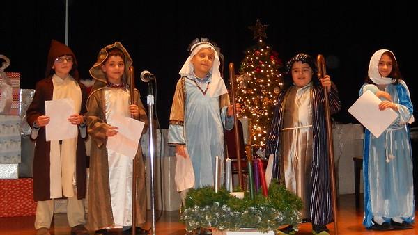 Sunday School Christmas Program