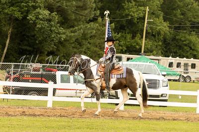 Roger Latham Memorial Racking Horse Show July 31, 2021