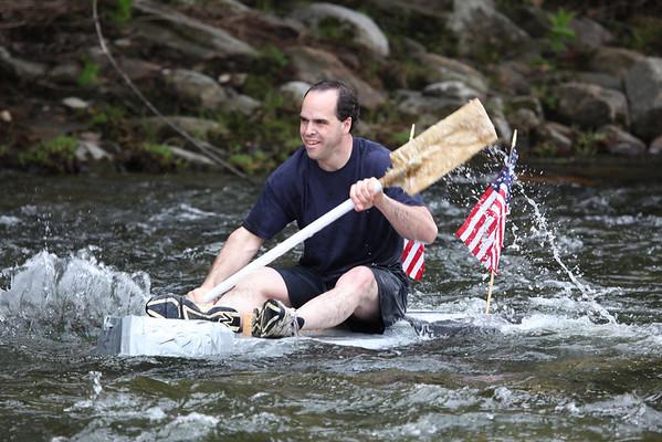 Bridgewater's Raft Race 2011