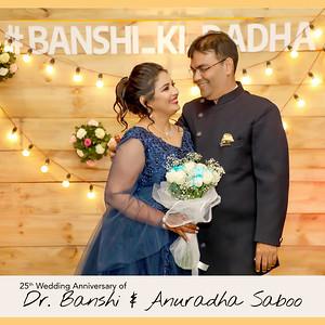 Dr Banshi Saboo & Anuradha Saboo