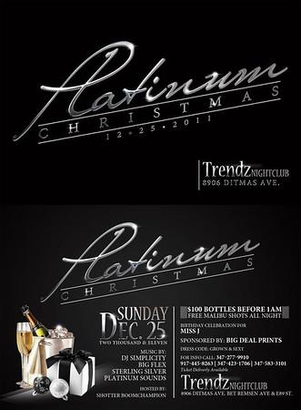 12/25/11  ( Platinum Christmas )