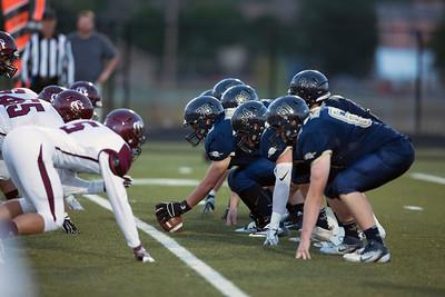 2016 Frederick v Silver Creek High School Football