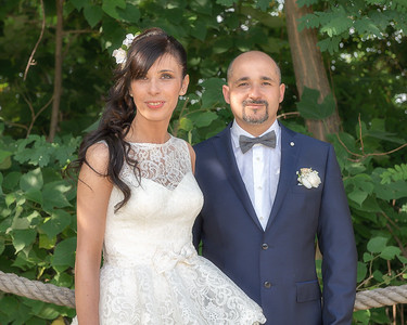 Fabio Barbara wedding 2018