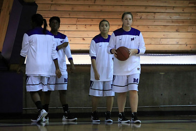 Millsaps Women's Basketball 2011-12