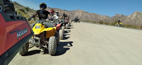 10/17/20 Eldorado Canyon ATV Tour