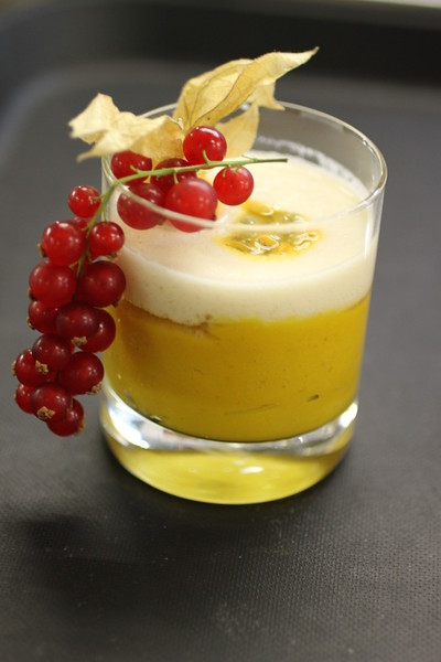 Raw Passion Fruit with Lime Cream.JPG