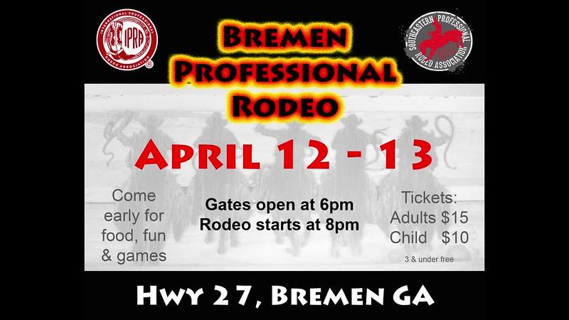 Bremen Pro Rodeo