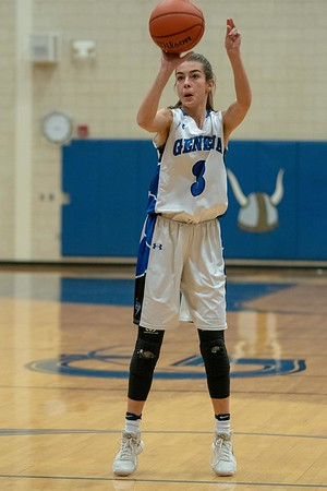 Geneva girls basketball vs. Yorkville
