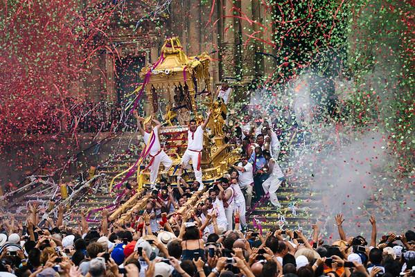 Sicily - Saints' Festivals