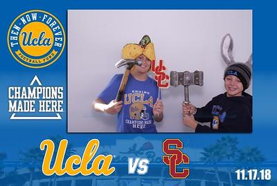 UCLA vs USC 2018