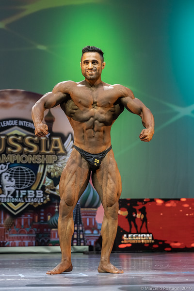 Bodybuilding Middleweight