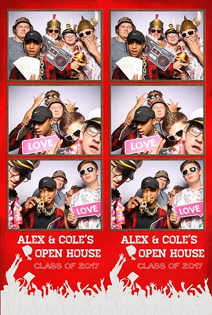 Alex and Cole's Open House