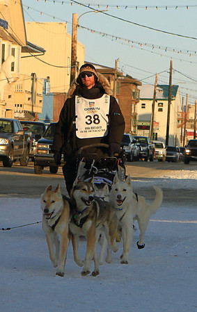 Iditarod XL - Success