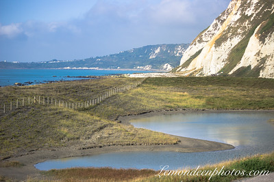 Tunnel sous la Manche - Site de Samphire Hoe