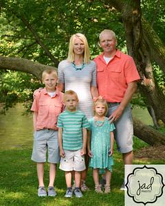 Rose Family August 2017