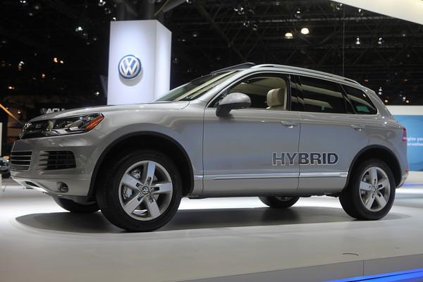 Volkswagen - 2010 NYIAS