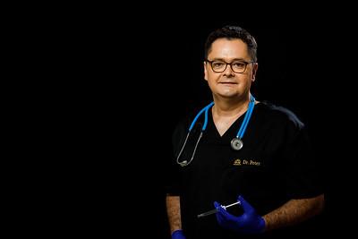 Sedinta foto - Dr Peter