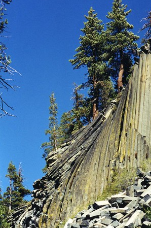 Devil's Postpile National Monument: Trips