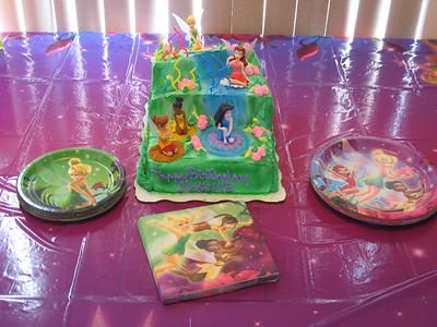 Shyanne & Tyler's Birthdays 2010